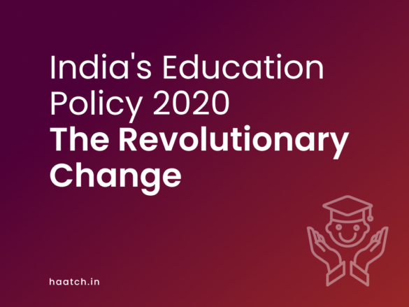India's education policy 2020